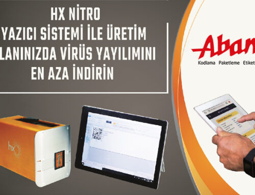 We Download The Covid-19 Outbreak Spread In Your Productıon Lıne Wıth Hx Nıtro food packaging The Importance of Food Packaging and Role of Coding & Marking in Food Safety hx nitro yazici 500x383